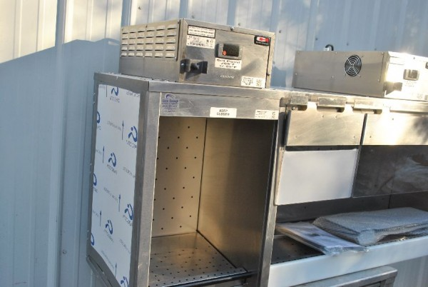 New Carter Hoffman Evol240 Food Holding Station Giro