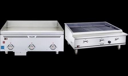 Griddles & Charbroilers