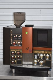 CONCORDIA XPRESSTOUCH 6 BEVERAGE SYSTEM HOT / COLD