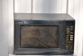 SHARP R-930AK CONVECTION MICROWAVE OVEN