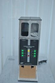 CURTIS ILGD-31 AUTOMATIC DUAL HOPPER COFFEE GRINDER